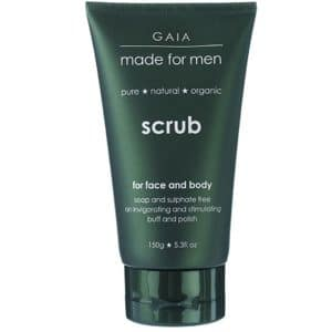 Gaia Made for Men - Scrub for Face & Body, 150 ml-0