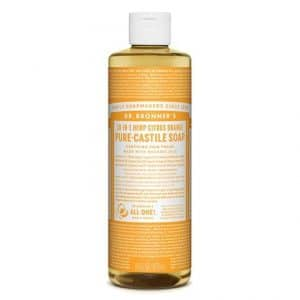 Dr Bronner's - Pure-Castile Liquid Soap Citrus, 475 ml-0