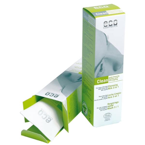 Eco Cosmetics - Clean Gentle Cleansing 3 in 1, 125 ml
