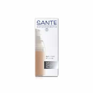 Sante - Foundation Light Beige 02, 30 ml-0