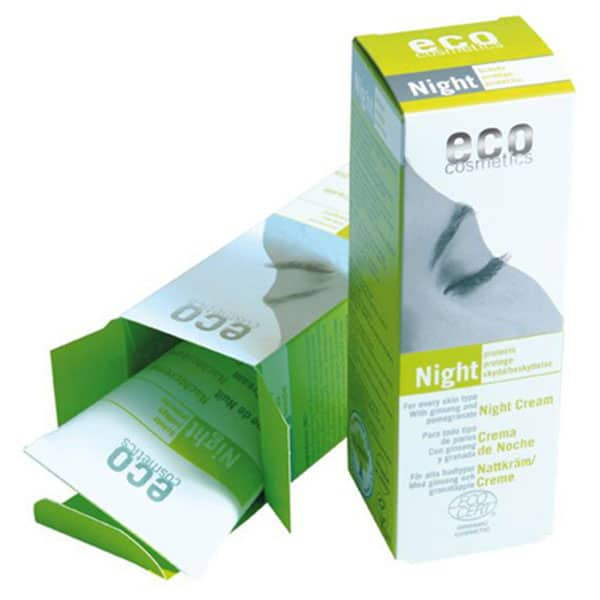 Eco Cosmetics - Night Creme, 50 ml-0