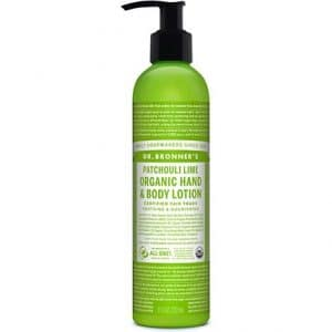 Dr Bronner's - Hand & Body Lotion Patchouli Lime, 240 ml-0
