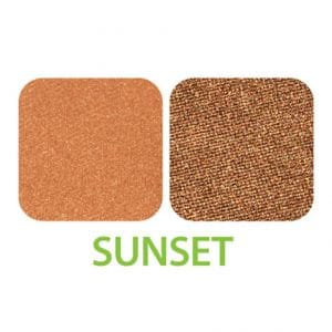 Zuii Organic - Duo Eyeshadow Palette Sunset-1370