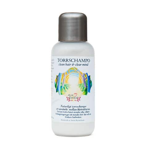 Senses by Nature - Ask & Embla Torrschampo Clean Hair & Clear Mind, 45 gr