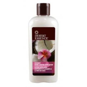 Desert Essence - Coconut Shine & Refine Hair Lotion-0