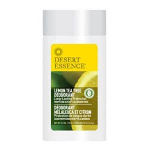 Desert Essence - Deodorant Stick Lemon Tea Tree -0