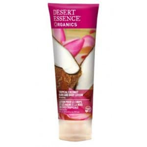 Desert Essence - Tropical Coconut Hand & Body Lotion-0