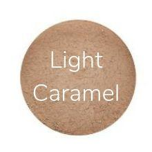 Eco Minerals - ECO Refill Mineral Makeup, 4 gr - Perfection Foundation, Light Caramel