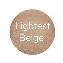 Eco Minerals - Mineral Foundation Perfection TEST - Lightest Beige