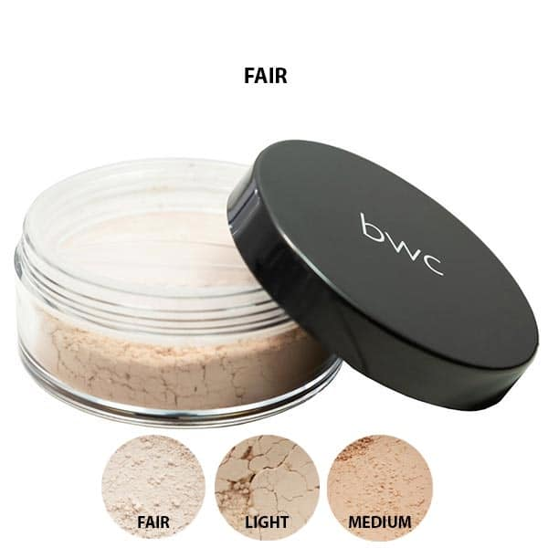 Beauty Without Cruelty - Ultrafine Loose Powder, 15 gr - Fair Translucent 1