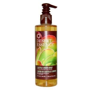 Desert Essence - Castile Liquid Soap-0