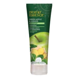 Desert Essence - Green Apple & Ginger Shampoo-0