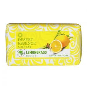 Desert Essence - Lemongrass Soap Bar-0