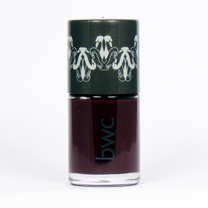 Beauty Without Cruelty - Attitude Nail Colour, 10 ml - Deepest-Mulberry