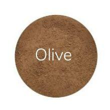 Eco Minerals - ECO Refill Mineral Makeup, 4 gr - Flawless Foundation, Olive