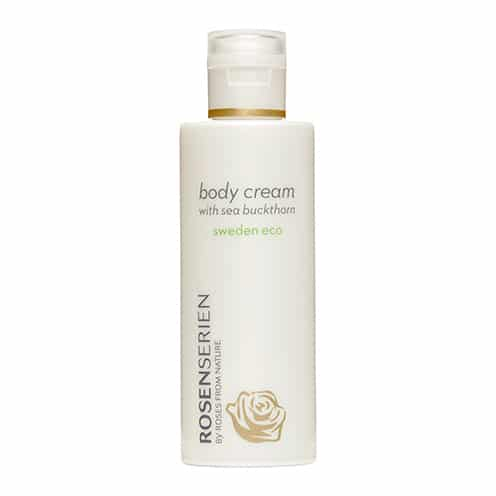 Rosenserien - Body Cream with Sea Buckthorn OBS! Kort datum!