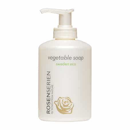 Rosenserien - Vegetable Soap Rose, 300 ml