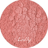 Eco Minerals - ECO Refill Mineral Makeup, 4 gr - Blush, Lolly