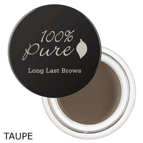 100% Pure - Long Last Brows, 4,5 gr