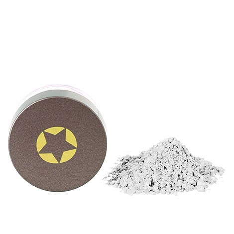 Eco Minerals - Mineral Eye Color TEST - Snow-White