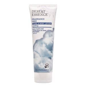 Desert Essence - Fragrance Free Hand & Body Lotion, 237 ml-0
