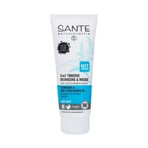 Sante - 5 in 1 Clay Cleanser & Mask, 100 ml-0