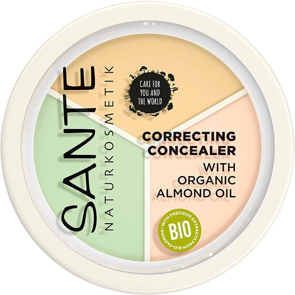 Sante - Correcting Concealer Cream Powder, 3x2 gr