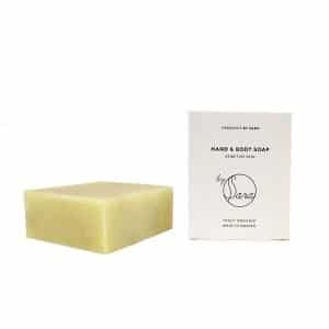 Organics by Sara - Hand & Body Soap Sensitive Skin, 110 gr-0