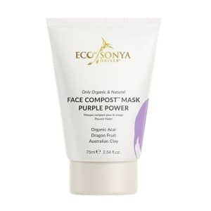 Eco By Sonya - Face Compost™ Purple Power Mask, 75 ml-0