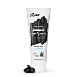 The Humble Co - Natural Toothpaste Charcoal, 75 ml-0