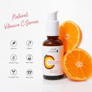 100% Pure - Vitamin C Serum, 30 ml-11060