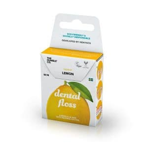The Humble Co - Dental Floss Lemon, 50 m-0