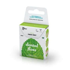The Humble Co - Dental Floss Fresh Mint, 50 m-0