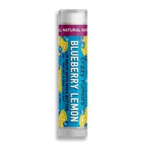 Crazy Rumors - Blueberry Lemon Natural Lip balm, 4,4 ml-0