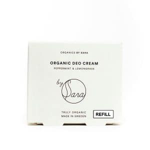 Organics by Sara - Organic Deo Cream REFILL, 60 ml-0