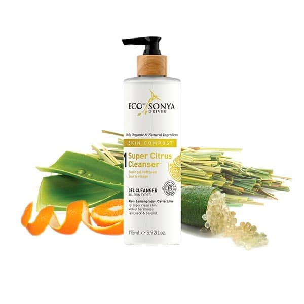 Eco By Sonya - Super Citrus Cleanser, 175 ml