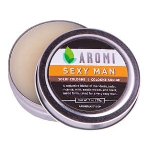 Aromi - Solid Cologne Sexy Man, 28 gr-0
