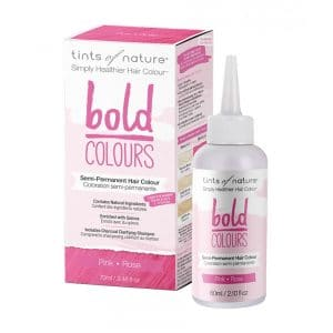 Tints of Nature - Bold Colours Pink-0
