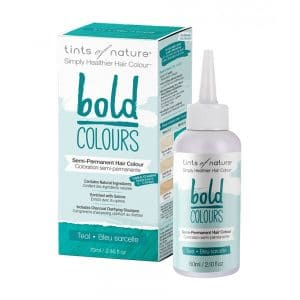 Tints of Nature - Bold Colours Teal-0