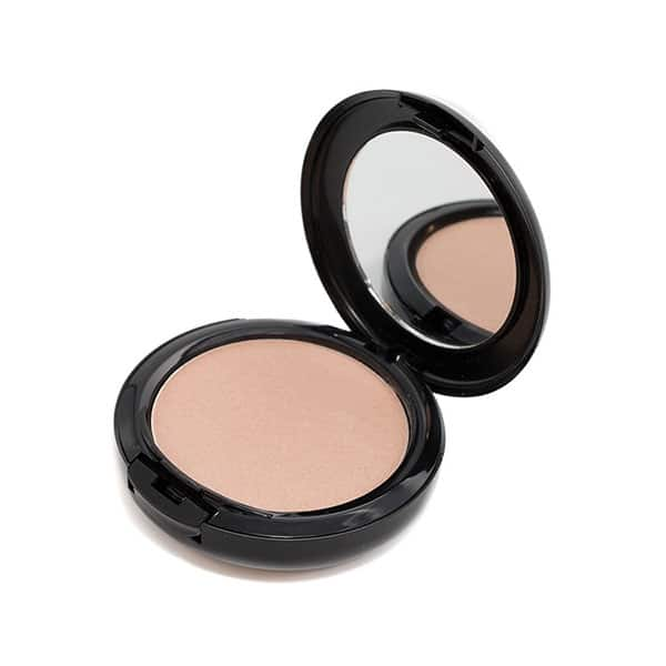Zuii Organic - Flora Powder Glow Highlighter Moon, 13 gr