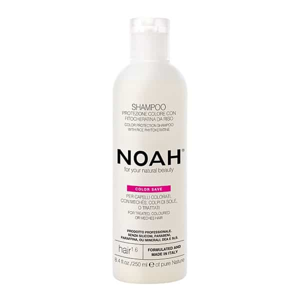NOAH - 1.6 Color Protection Shampoo With Phytokeratine from Rice, 250 ml