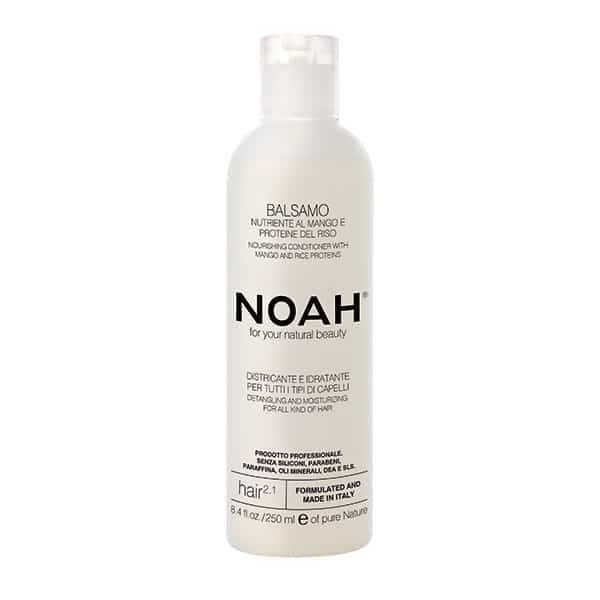 NOAH - 2.1 Nourishing Conditioner With Mango And Rice Proteins, 250 ml