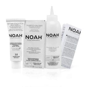 NOAH - Permanent Hair Colour with rice protein and linseed oil, 140 ml-11382