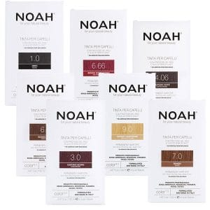 NOAH - Permanent Hair Colour with rice protein and linseed oil, 140 ml-0