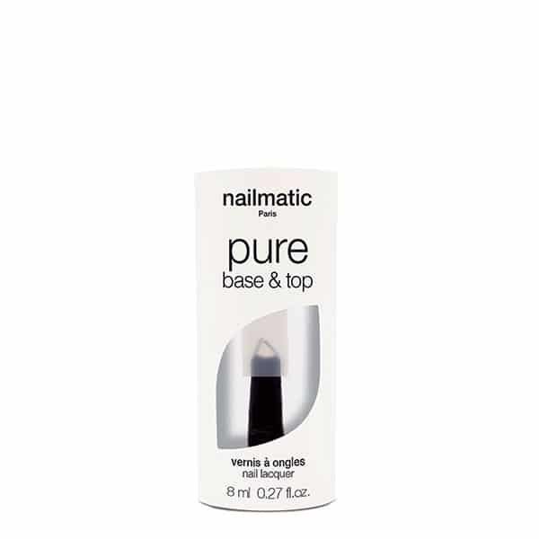 Nailmatic - Pure Color Base & Top Coat 2-in-1, 8 ml-0