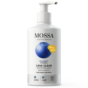 Mossa - Love Clean Soothing Soap, 300 ml -0